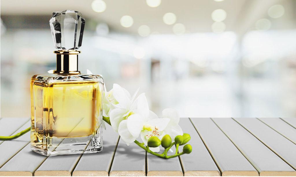 Flakon perfum
