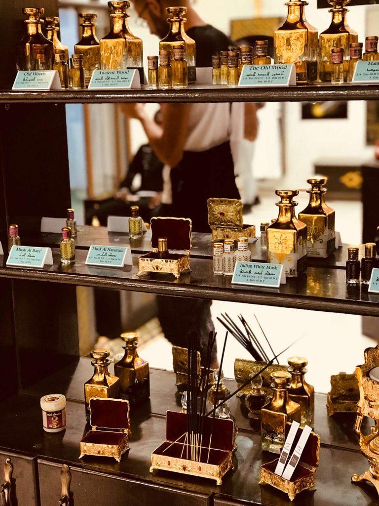 weganskie perfumy