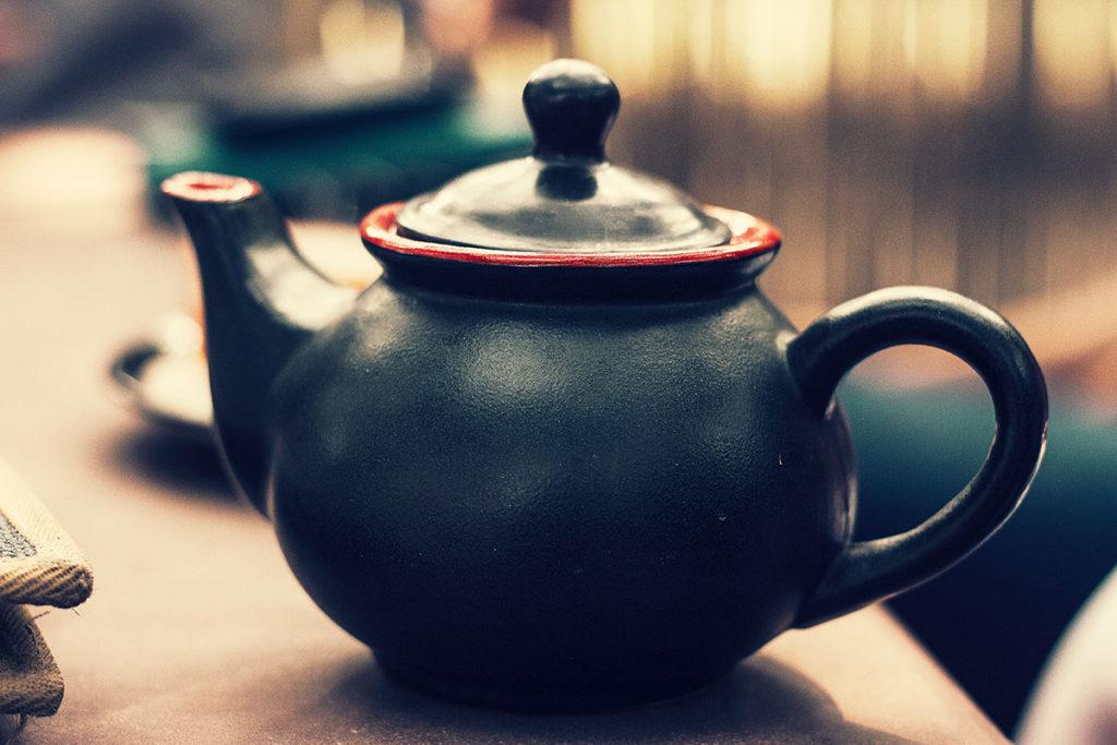czajniczek herbaty