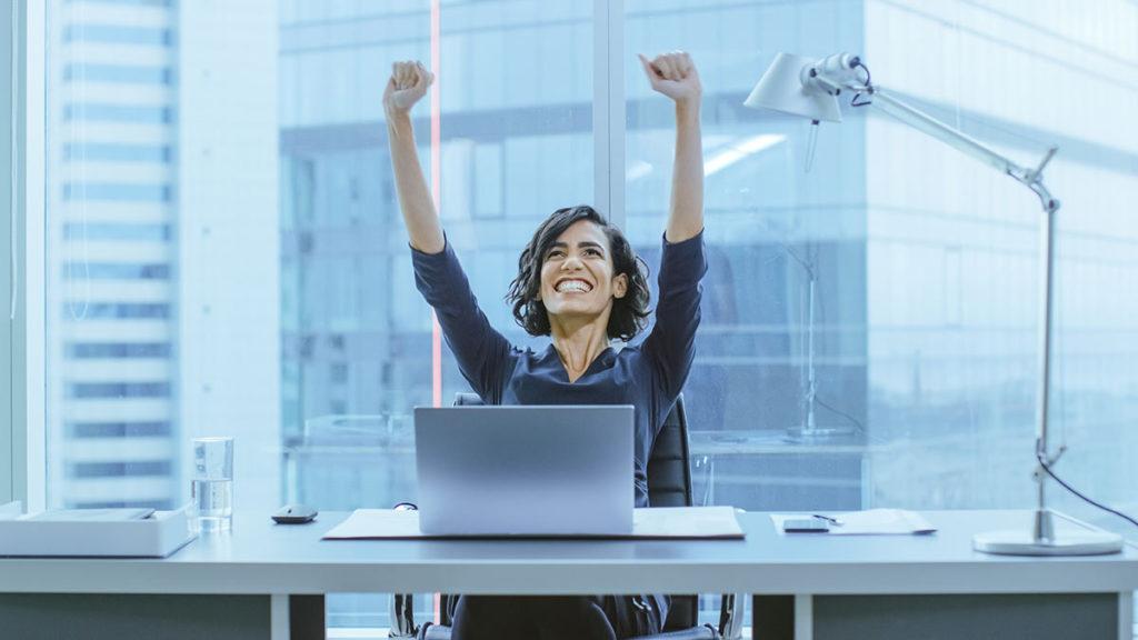 sukces w pracy